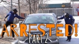 Video (Skit): Clifford Owusu Comedy – In An African Home: Arrested! Part 2